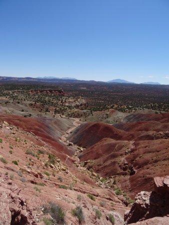 Burr Trail : Breathtaking colors
