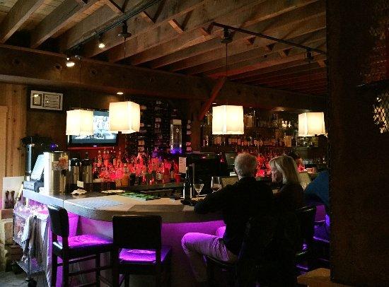 Colorful bar picture of strip steakhouse avon tripadvisor