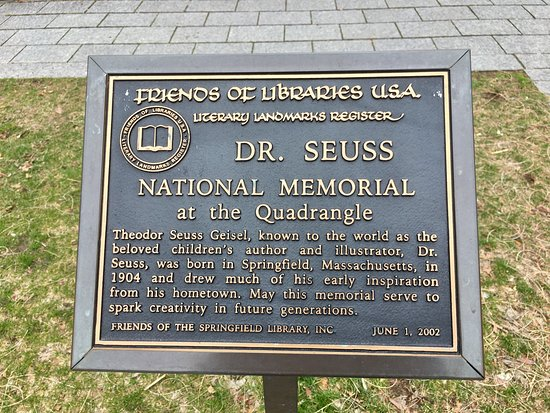 Dr. Seuss National Memorial Sculpture Garden: photo0.jpg