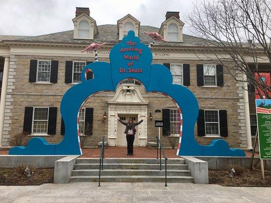 Dr. Seuss National Memorial Sculpture Garden: photo4.jpg
