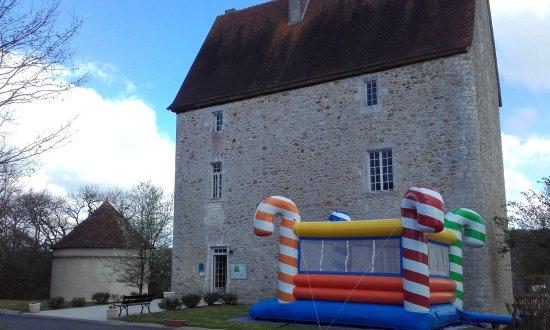 VVF Villages La Bussiere: 20170402_140302_large.jpg
