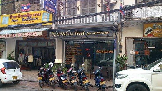 Mandarina Spa