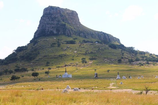 Rorke's Drift, Sudáfrica: mountain that gives its name to the battle
