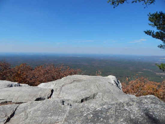 Delta, AL: A stunning view from Bald Rock