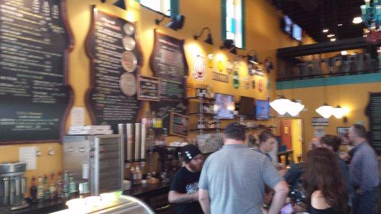 Μάντισον, Αλαμπάμα: Sam & Greg's Pizzeria in Madison, Alabama