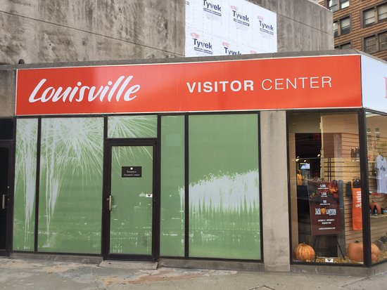‪Louisville Visitor Center‬