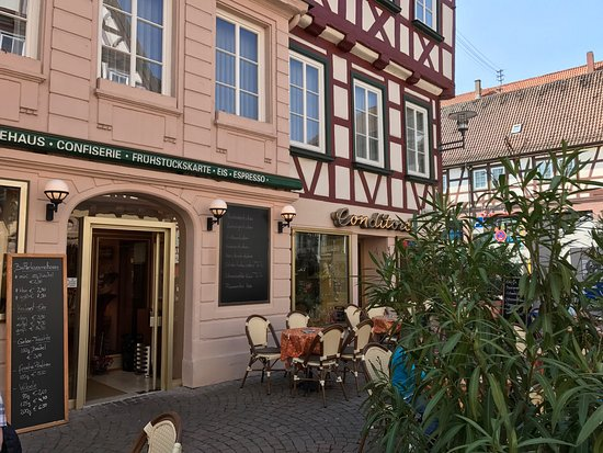 Cafe Am Markt In Calw