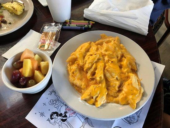รัสกิน, ฟลอริด้า: Kids Mac N Cheese!!