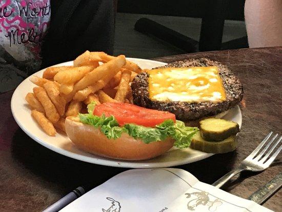 Ruskin, FL: Lids CheeseBurger!!