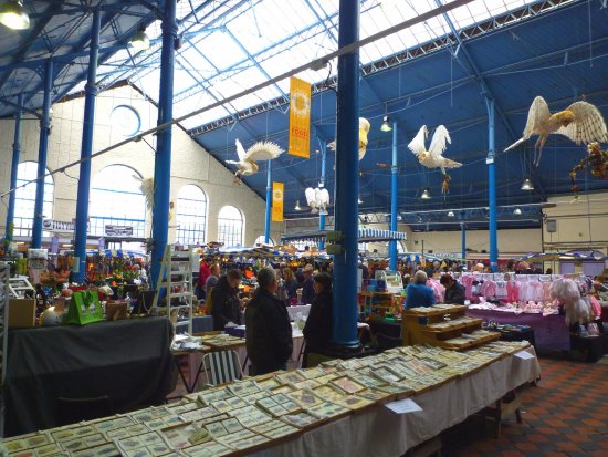 Abergavenny Market: Market Hall