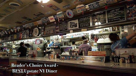 เฮอร์กิเมอร์, นิวยอร์ก: Best Upstate NY Diner