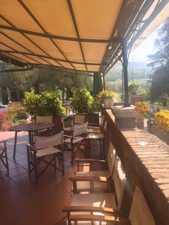 Santa Giuletta, Italien: Antipasto di salumi locali,riso allo zafferano,tagliatelle con le verdure,gnocchetti al tartufo,