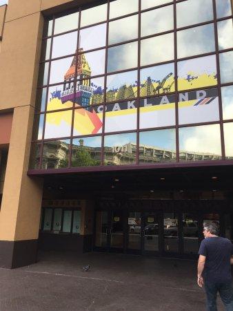 Oakland Marriott City Center: Exterior