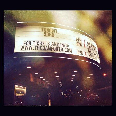 Photo of Performing Arts Venue The Danforth Music Hall at 147 Danforth Ave, Toronto M4K 1N2, Canada