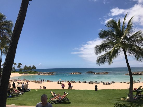Lagoon 3 Very Calm And Beautiful Picture Of Marriott Ko Olina Beach Club Kapolei Tripadvisor
