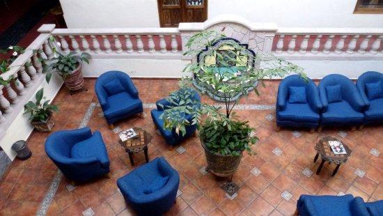 Hotel Mi Solar: Aufenthaltsbereich