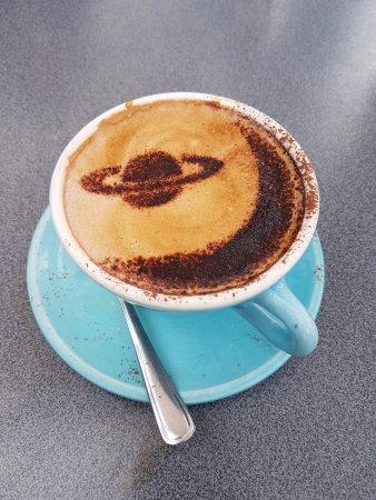 Decent Coffee Picture Of Astro Cafe Lake Tekapo Tripadvisor