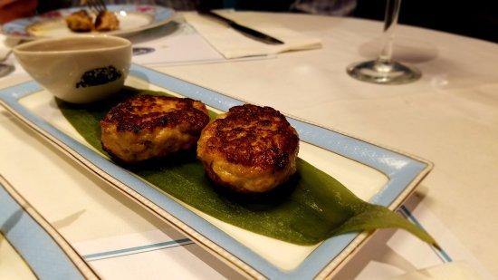 Great Neck, NY: thai style lemmon grass chicken patties