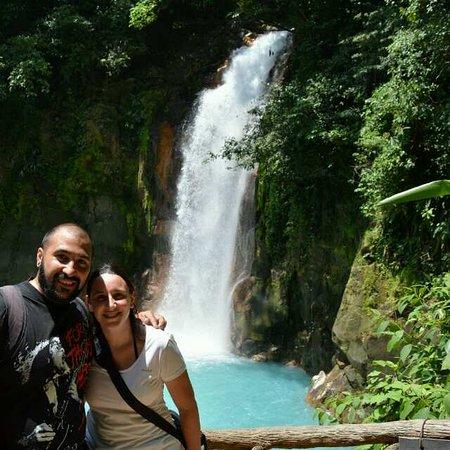 Tenorio Volcano National Park, Κόστα Ρίκα: Rio Celeste