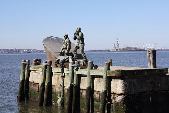American Merchant Marines Memorial