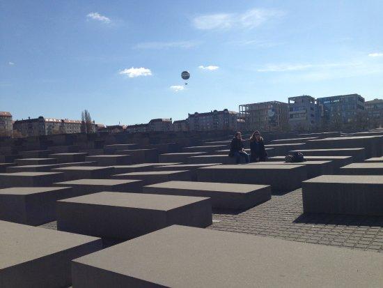 Guides of Berlin: Memorial a los judios