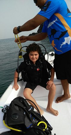 Divers Down : friendly staff