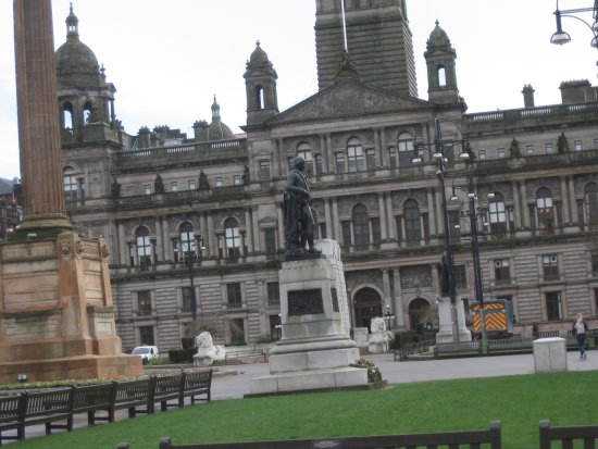 City Chambers - George Square. Glasgow