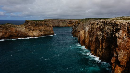 cabo de s o vicente picture of cape saint vincent sagres tripadvisor. Black Bedroom Furniture Sets. Home Design Ideas