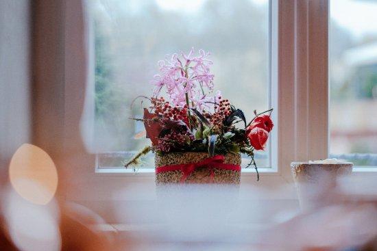 Bremgarten, Ελβετία: Herbst im Hotel Mamma