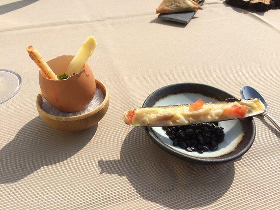 Beernem, Бельгия: lekkere aperitiefhapjes
