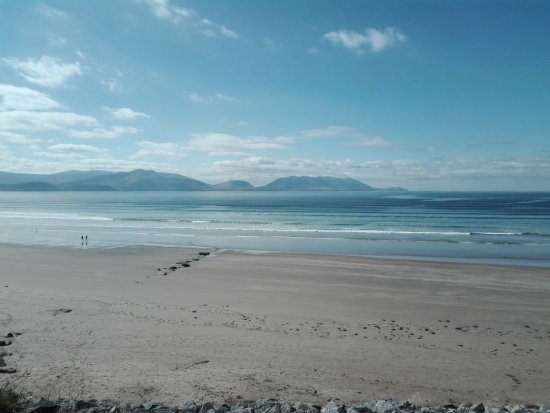 Inch, Ireland: Sunny Spring afternoon