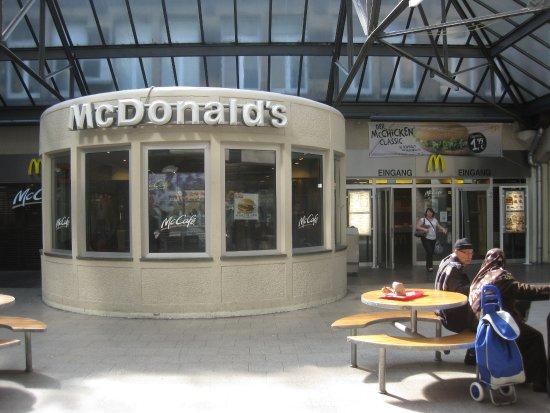Mcdonald Karlsruhe