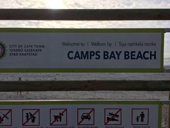 Camps Bay, Güney Afrika: photo2.jpg