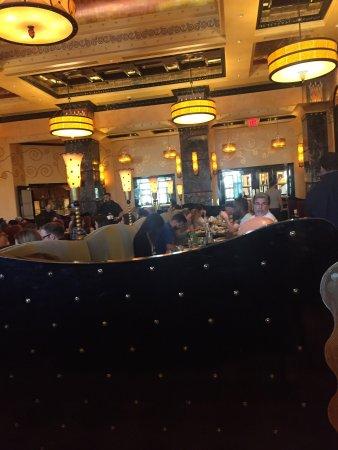 Grand Lux Cafe Las Vegas Menu Prices