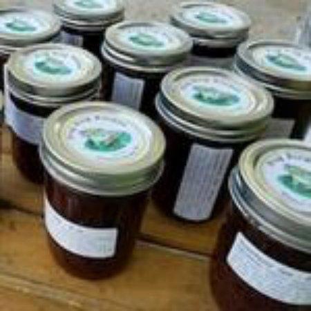 Citra, FL: Strawberry jam from a local farmer.