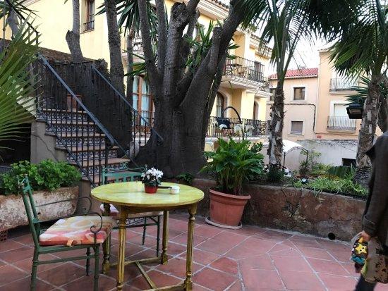 La Masieta Hotel Creixell Spanien