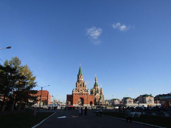 Blagoveshhenskaya Tower