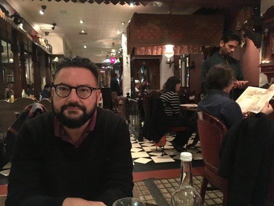 Chor Bizarre - India's Restaurant: sala