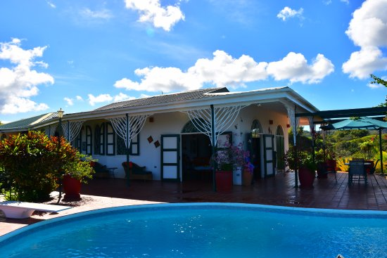 Top O' Tobago Villa & Cabanas: Main House