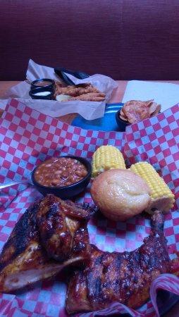 Millard, NE: BBQ Chicken Platter