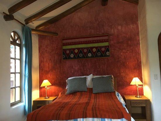 La Casa Sol Otavalo: My room