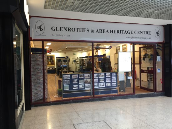 ‪Glenrothes & Area Heritage Centre‬
