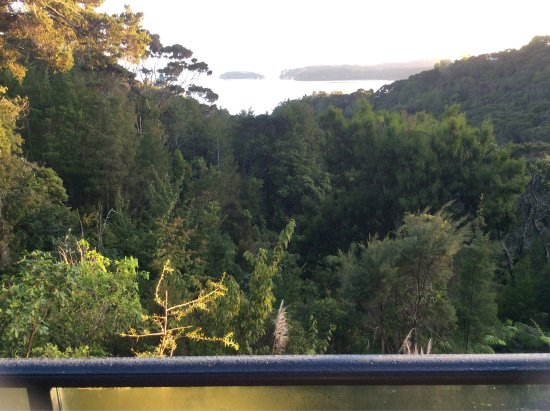 Opua, New Zealand: The view says it all!