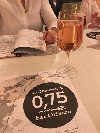 0,75 bistro & bar