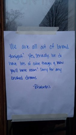 Fairhaven, MA: Love the food AND the GREAT sense of humor :). Don't miss the BREAD!