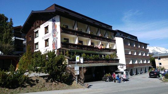 Alpenhof Hotel: Leaving day:-(