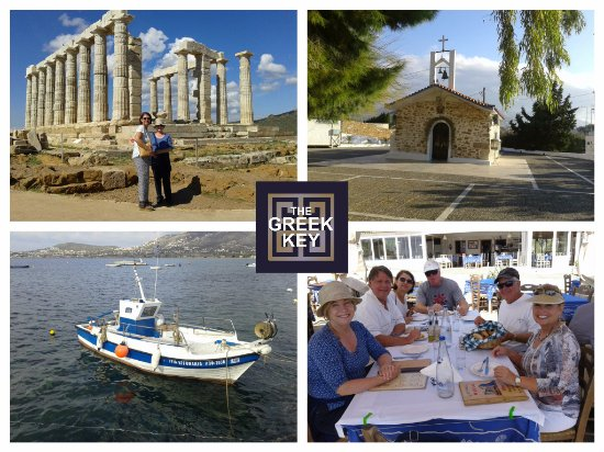 Voula, Greece: The Saronic Gulf leads us to the Aegean Sea. 7hours 210€. Details www.thegreekkey.eu