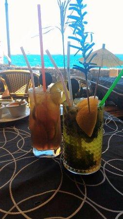 long island ice tea et mojito