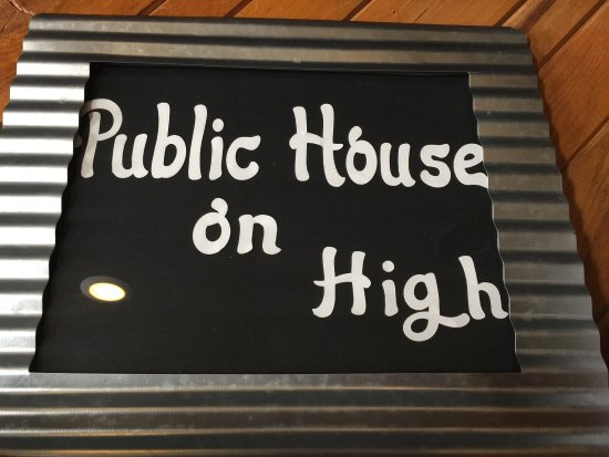 Public House on High