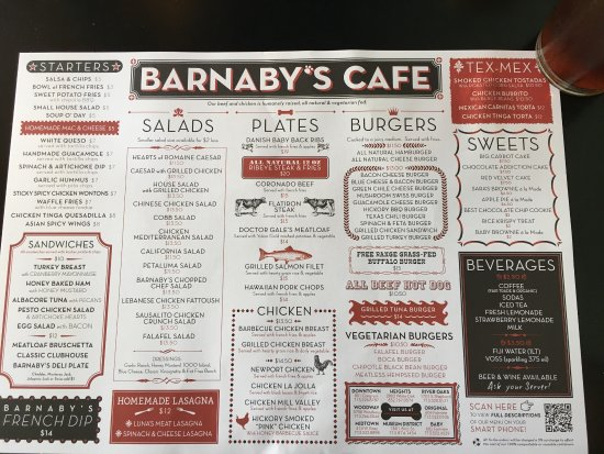 Barnaby's Cafe: photo0.jpg